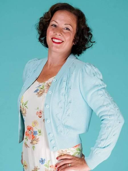 Emmy Strickjacke Susie Q Cardigan Mint