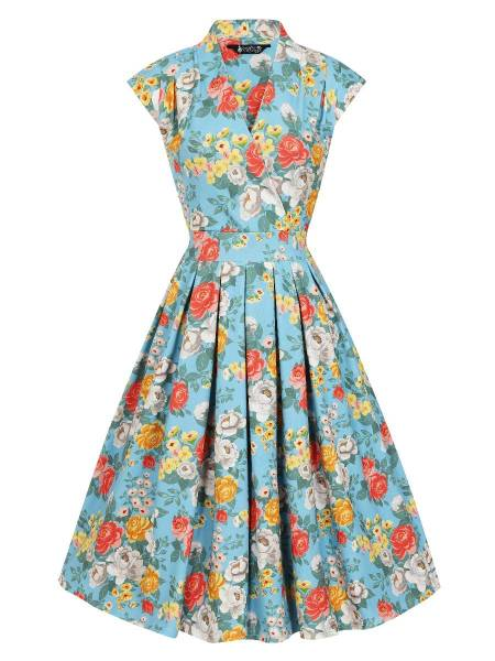 Lady V London Kleid Eva Dress Summer Loving