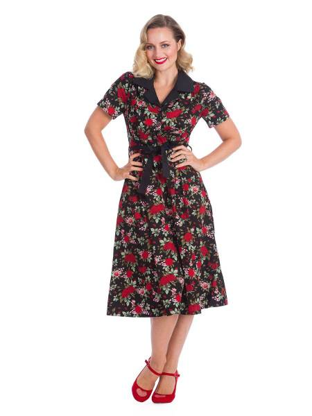 Banned Kleid Rose Garden Dress