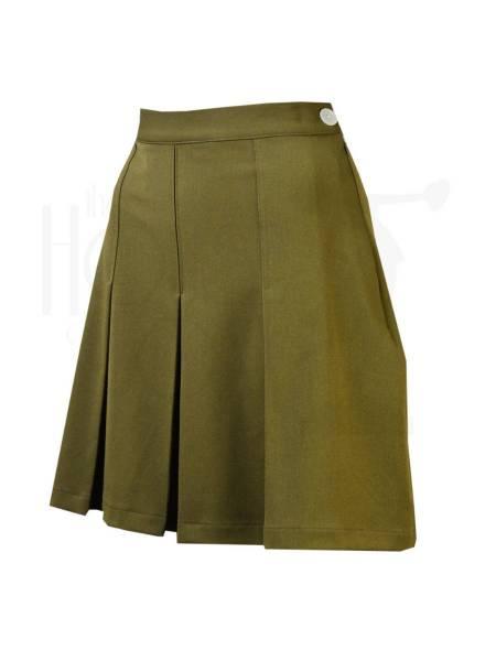 House of Foxy 1930s Shorts Khaki