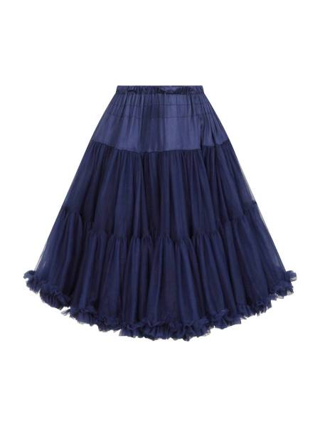 Banned Lifeforms Petticoat 66 cm Night Blue 26 inch