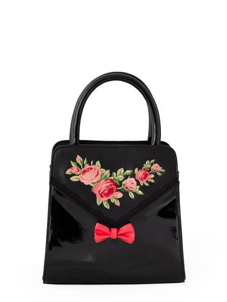 Banned Handtasche English Rose