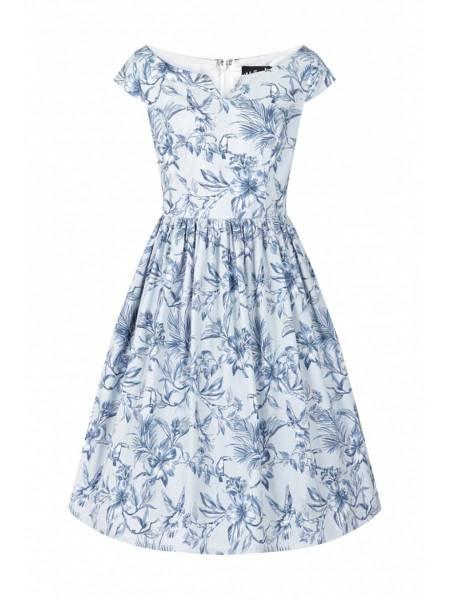 Hell Bunny Kleid Brasilia 50s Dress
