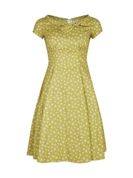 Heart of Haute Kleid Beverly Atomic Sparkle Green