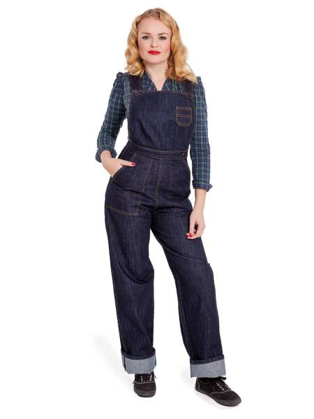 Freddies of Pinewood Dungaree Dolls Latzhose