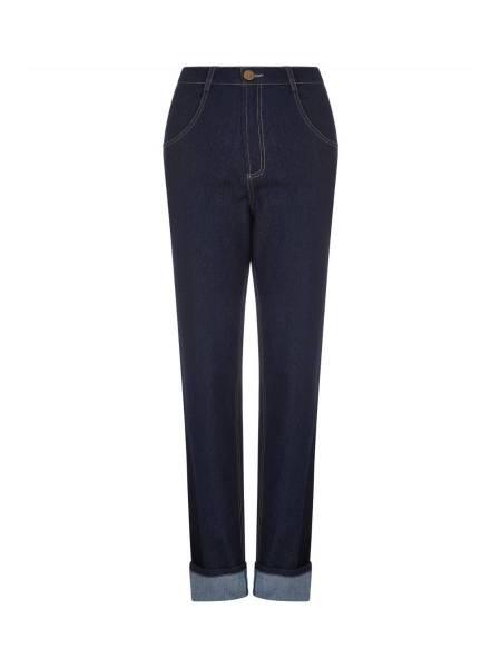 Collectif Monroe Plain Jeans Indigo