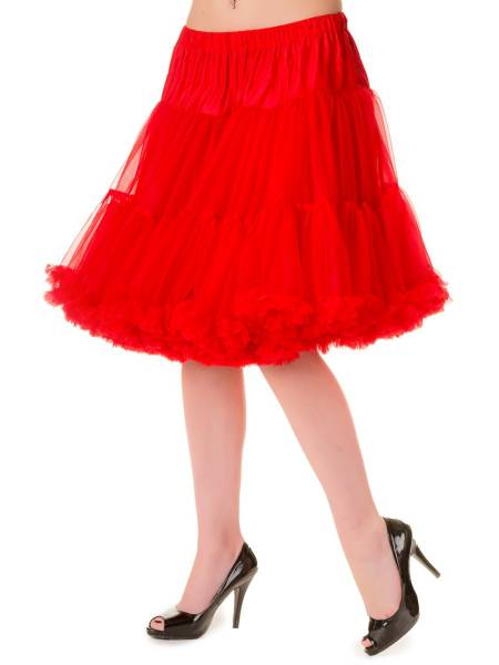 Banned Petticoat 50,8 cm rot 20 inch