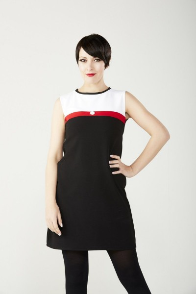 Love Her Madly Sixties Kleid Cathy