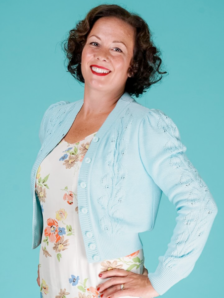 Emmy Strickjacke Susie Q Cardigan Mint