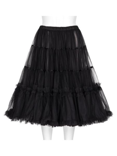 Starline Petticoat 68,5 cm schwarz 27 inch