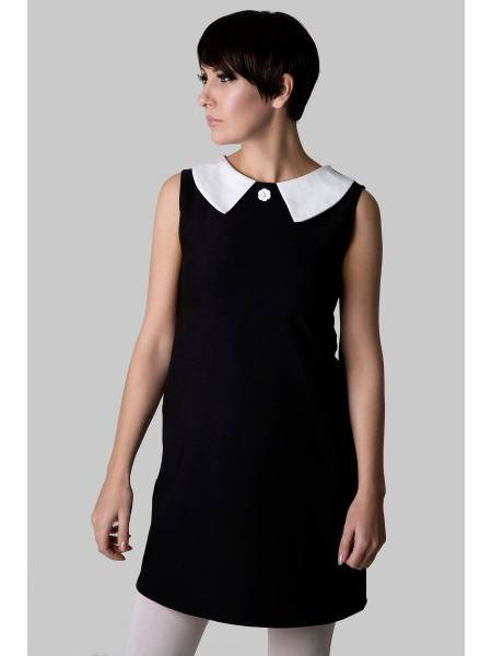 Love Her Madly Sixties Kleid Millie s/w