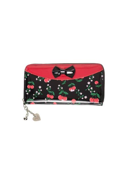 Banned Geldbörse New Romantics Cherry