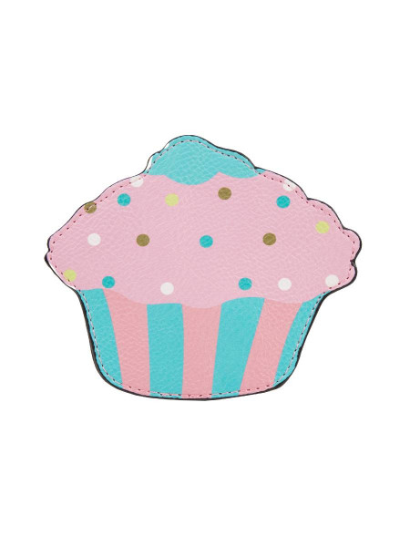 Mini-Portemonnaie Cupcake