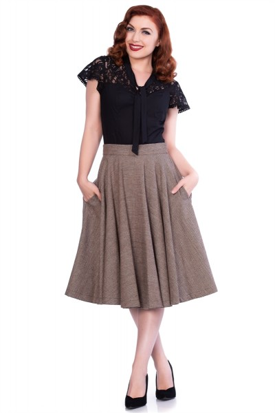 Sheen Clothing Rock Sophie braun kariert