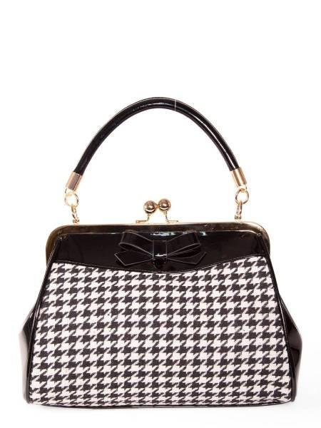 Banned Handtasche Gene Handbag Pepita