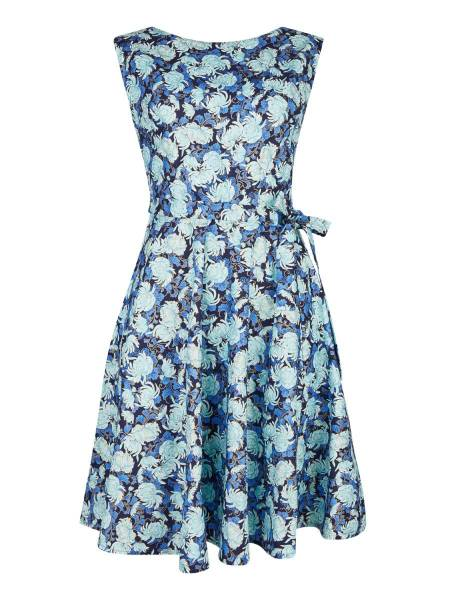 Victory Parade Kleid Rosa Blue Imperial