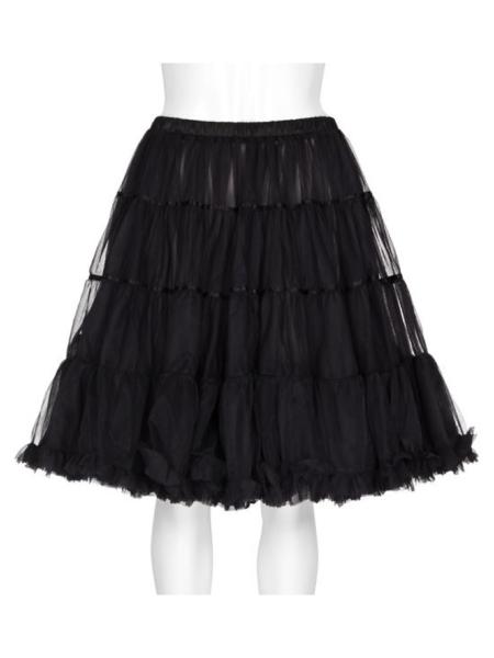 Starline Petticoat 55 cm schwarz 22 inch