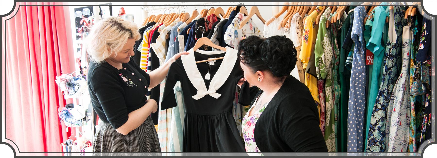 Was ist Ihr liebster Vintage-Look? Wir modernen Ladies haben den Vorteil, dass wir frei aus den Mode-Epochen vergangener Zeiten auswählen können, um unseren persönlichen Stil zu finden.